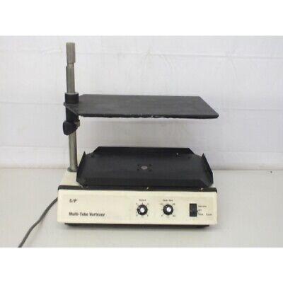 American Scientific Products S8215-1 Multi-tube Vortex Mixer