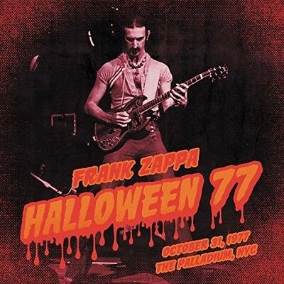 Frank Zappa - Halloween 77 [New CD]