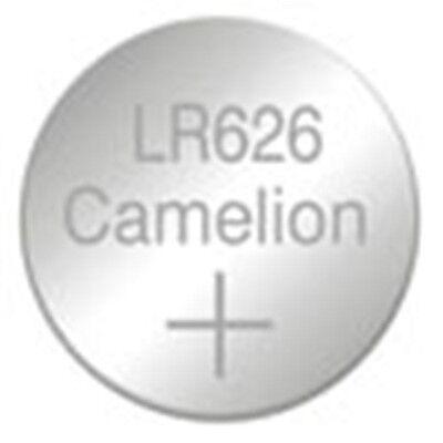 LR626 Uhren Batterie 377 Knopfzelle Camelion 1,5 VOLT