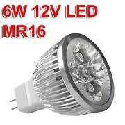 High Power LED GU10 6W