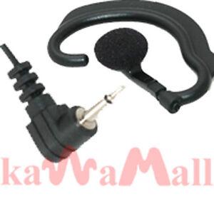 2X-Earpiece-Ear-Piece-2-5mm-Wraparound-for-Speaker-Mic