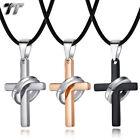 Stainless Steel Pendant Cross Fashion Necklaces & Pendants