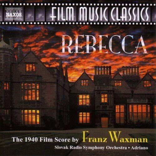 Adriano, Franz Waxma - Rebecca: Film Music Classics [New CD]