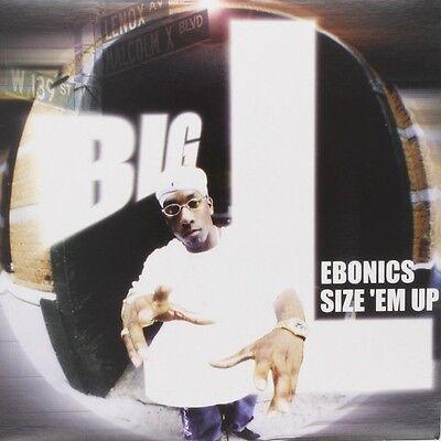Big L - Ebonics / Size Em Up [New Vinyl] (Size Em Up)