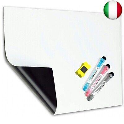 MZMing A3 Lavagna Magnetica da Frigorifero - Lavagna Magnetica da Cucina Menu