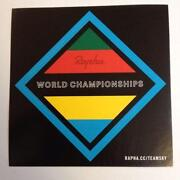 Championships World Cycling