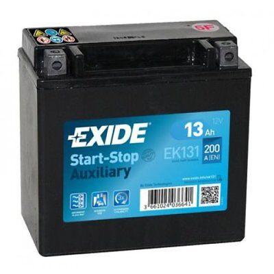 EXIDE Starter Battery Start-Stop Auxiliary EK131