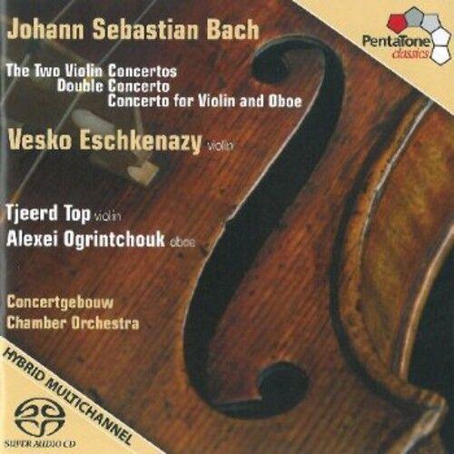 Alexe Ogrintchouk, - Concertos for Violin & Oboe [New SACD] Hybrid SAC