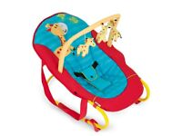 hauck Bungee Jungle Fun Deluxe Baby Bouncer brand new in box