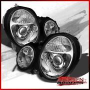 Mercedes E Class Headlight