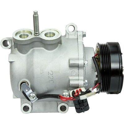 - New AC A/C Compressor With Clutch Fits: 03-06 Isuzu Ascender V8 5.3L