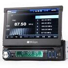 1 DIN Car Stereo Bluetooth