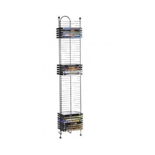 Metal Dvd Rack Bookcases Shelving Amp Storage Ebay