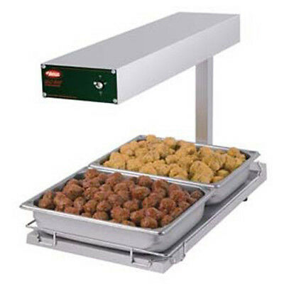 Hatco Grffb Glo-ray Freestanding Portable Foodwarmer 750 Watts 14h