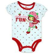 Strawberry Shortcake Baby Clothes