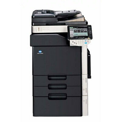Konica Minolta Bizhub C451 Color Multifunction Printer