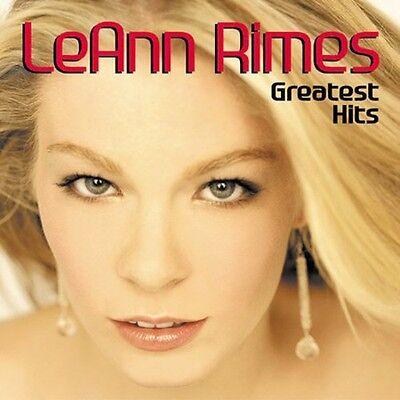 Leann Rimes   Greatest Hits  New Cd