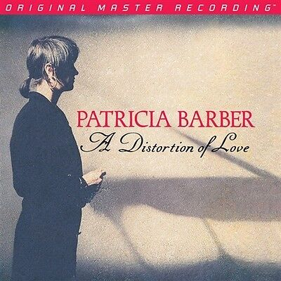Patricia Barber - Distortion of Love 180g Limited Edition Vinyl LP