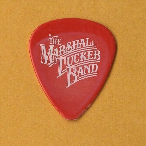 Marshall Tucker Band 1998 Face Down Concert Tour Rusty Milner Guitar Pick - $6.30
