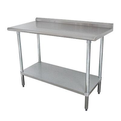 Advance Tabco Sflag-308 96 Work Table