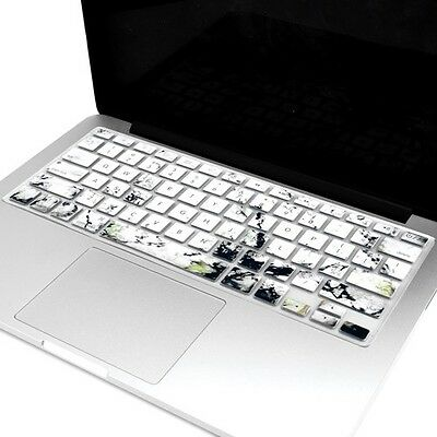 """Marble Pattern  Keyboard Cover Skin for Macbook Pro 13"""" 15"""" 17"""" / New Air 13"""""""