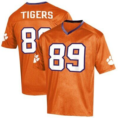 Youth Russell Orange Clemson Tigers Replica Football Jersey Clemson Tigers Replica Football Jersey