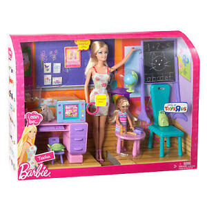 Brand new! Barbie I Can Be Doll Teacher Playset