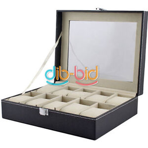 Jewelry amp watches gt watches gt boxes cases amp watch winders