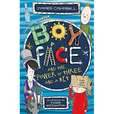 Boyface and the Power of Three and a Bit - Paperback NEW James Campbell  2015-05