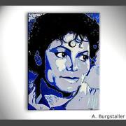 Michael Jackson Gemälde