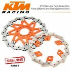 KTM Rear Motorcycle Brake Rotors