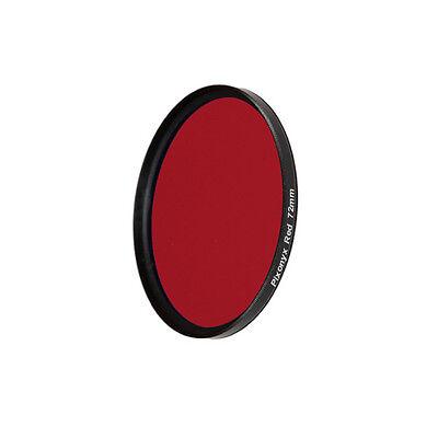 Farbfilter  Rotfilter  Rot / Red   72mm