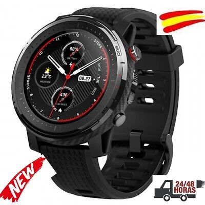 SmartWatch Xiaomi HUAMI AMAZFIT Stratos 3 GPS v.GLOBAL Waterproof. Envio ESPAÑA