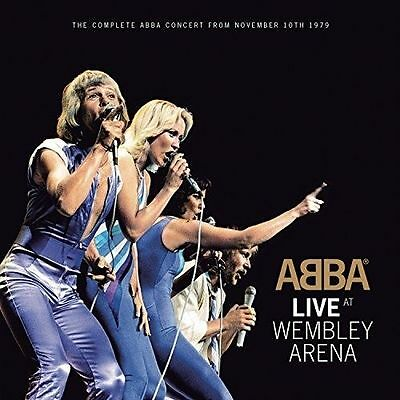 ABBA Live at Wembley Arena 2 CD NEW