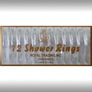Clear Shower Curtain Hooks