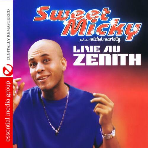 Michel Martelly - Live Au Zenith [New CD] Manufactured On Demand