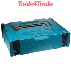 Makita 821549-5 MAKPAC Stacking Connector Tool Case (W) 396 x (D) 296 x (H)105mm