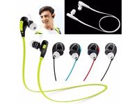 Bluetooth V4.1 Headset Stereo Sports Wireless Headphone QCY7 FOR PHONE & TABLET