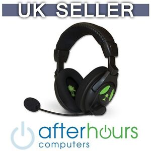 TURTLE-BEACH-EAR-FORCE-X12-GAMING-HEADSET-Xbox-360-PC
