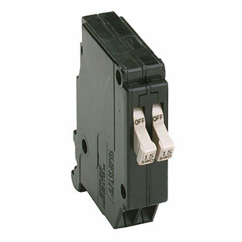 EATON CH 2-15 Amp 1-Pole Tandem Circuit Breaker