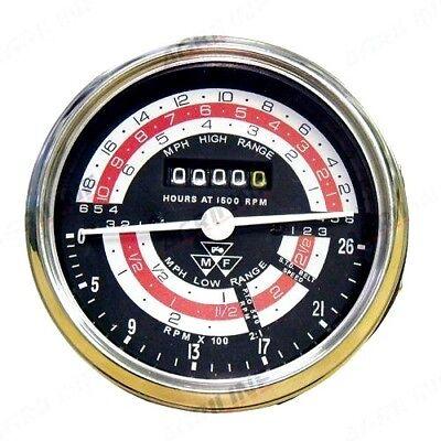 Tachometer For Massey Ferguson 135 Tractors