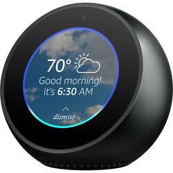 Amazon Echo Spot Alexa Smart Assistant Alarm Clock Bluetooth Speaker B073SQYXTW
