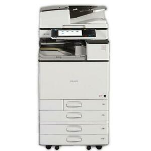 LEASE TO OWN RICOH C4503 FOR ONLY $67/MONTH HIGH PERFORMANCE LASER PRINTER COPIER SCANNER WITH 45PPM. COPY, PRINT, SCAN