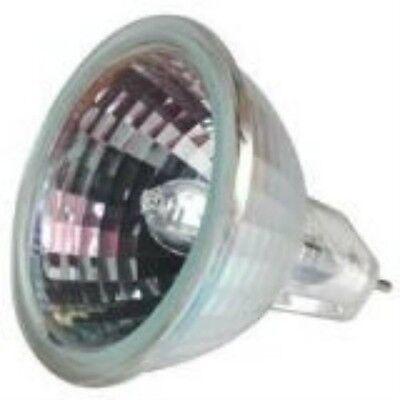 (48)20MR16/FL With GLASS 20 Watt MR16 Halogen BAB 12V Flood Lamp 20W Light Bulbs - Mr16 20w Flood