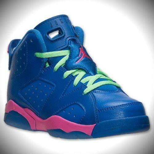 sports shoes 5a809 b2d91 Air Jordan Retro 6 Girls   eBay