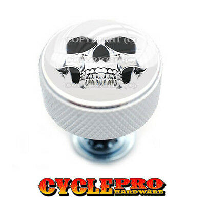 Black Billet Aluminum Stainless Steel Seat Bolt For Harley HD Sportster  Touring