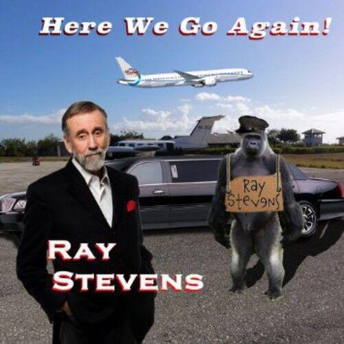 Ray Stevens - Here We Go Again [New CD]