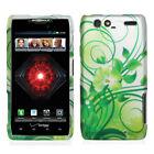 Green Case/Cover for Motorola Droid Razr Maxx