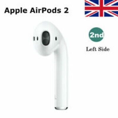 Genuine Apple Airpods 2nd Generation Replacement Airpod - Left Ear Only