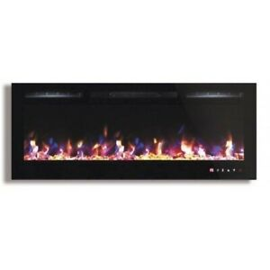 Multi Color Fireplace 45 $$699 Touch Screen as kitch /water